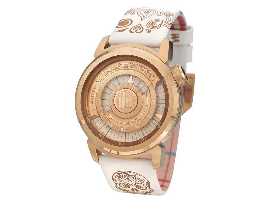 Relógio de Pulso Black Angels YS38285B - Yankee Street