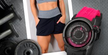 Tendências de moda fitness por Yankee Street Relógios